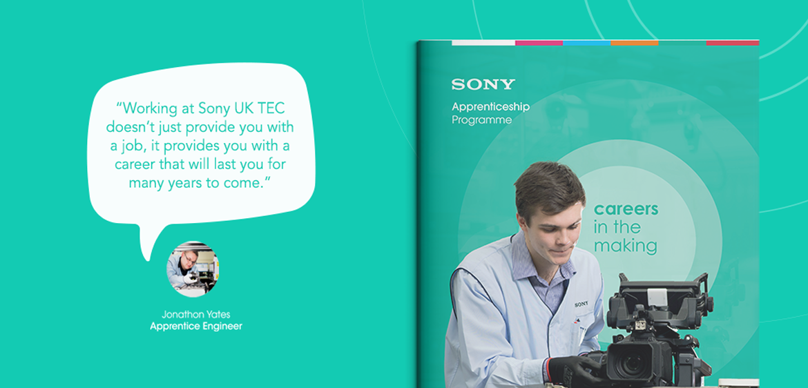SONY Apprentice Brochure